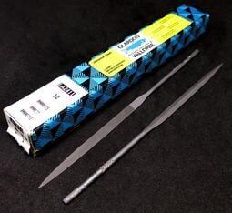 【魔王的寶藏】現貨 魚牌GLARDON-VALLORBE 瑞士魚嘜精密銼刀 竹葉 LA2411-140mm-1#