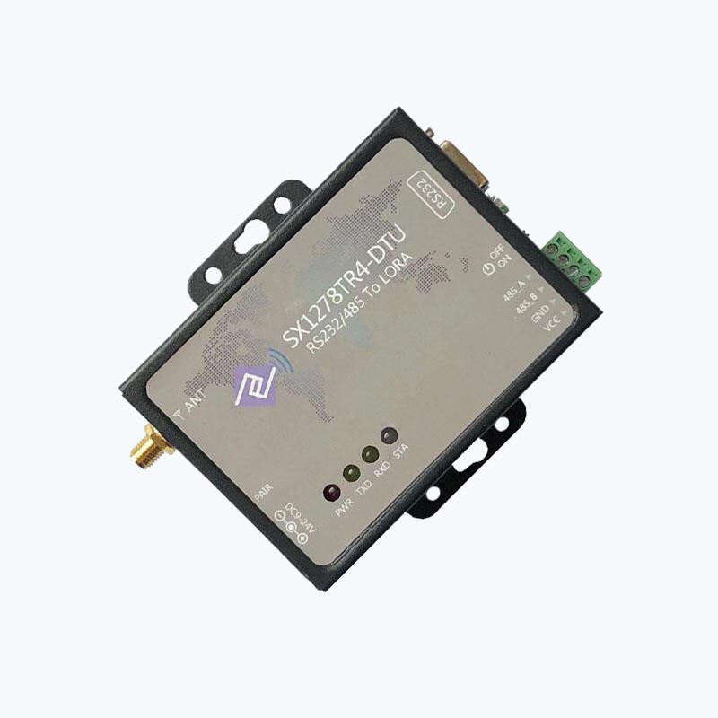 【快速出貨】 DTU SX1278 LORA RS485\/RS232 中繼組網 工業數傳電臺 SX1278組網