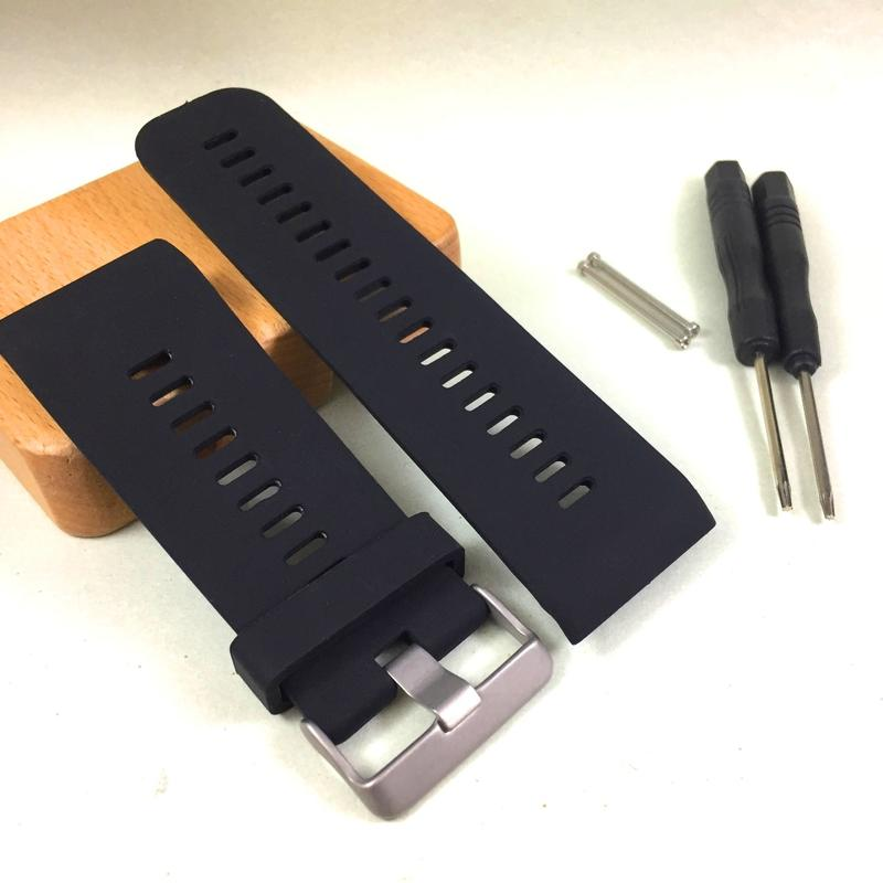 Garmin Vivoactive HR 智能手錶 錶帶 代用 運動腕帶 佳明 vivoactive hr 矽膠錶帶