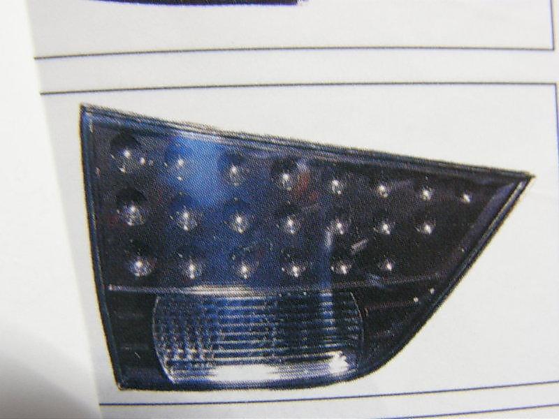 正廠 中華 三菱 OUTLANDER OUT LANDER 07 08 後燈內 尾燈內 倒車燈 後蓋燈 歡迎詢問