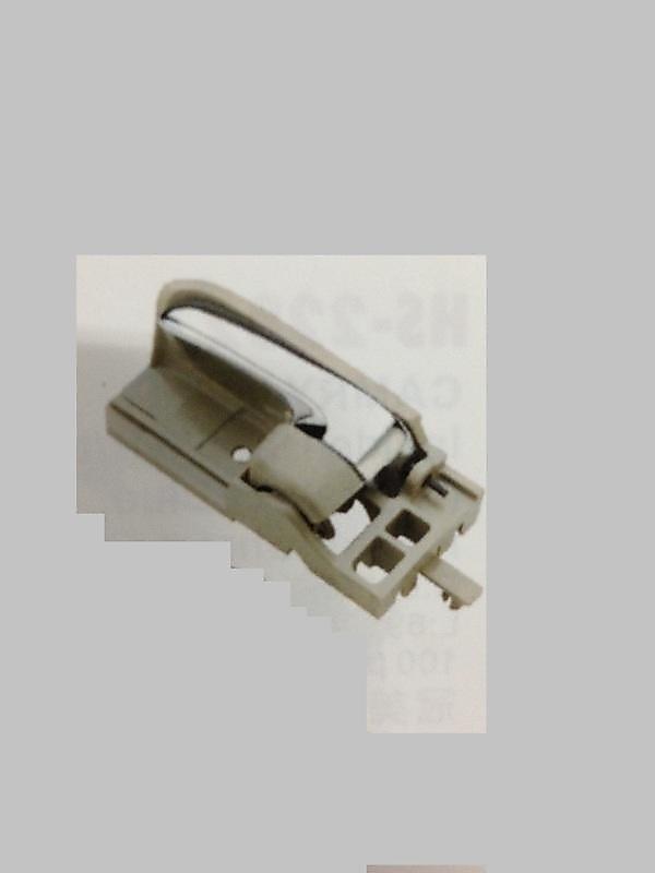 TOYOTA WISH 04 內把手 內手把 車門把手 (柄鍍鉻:灰,米) 其它傳動軸,方向機,幫浦,軸承 歡迎詢問