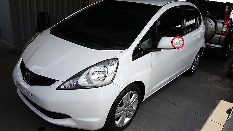 HONDA FIT 08 轉向燈 後視鏡蓋燈 後視鏡殼燈 後照鏡蓋燈 後照鏡殼燈 鏡燈 歡迎詢問