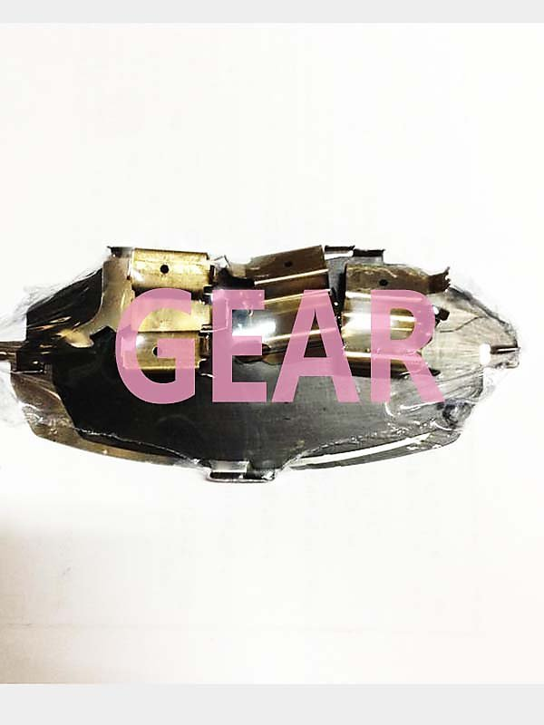三菱 SPACE GEAR 4WD 前來令片修理包 煞車皮 鐵片包 其它GALANT,GRUNDER 歡迎詢問