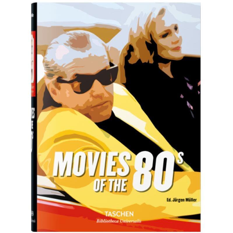 限時免運陽光一直在[TASCHEN出版]Movies Of The 80S 80年代的電影 英文藝術原版圖書