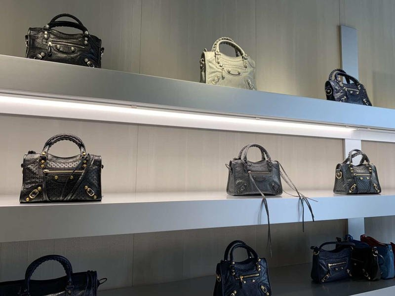 Balenciaga 巴黎世家giant mini city