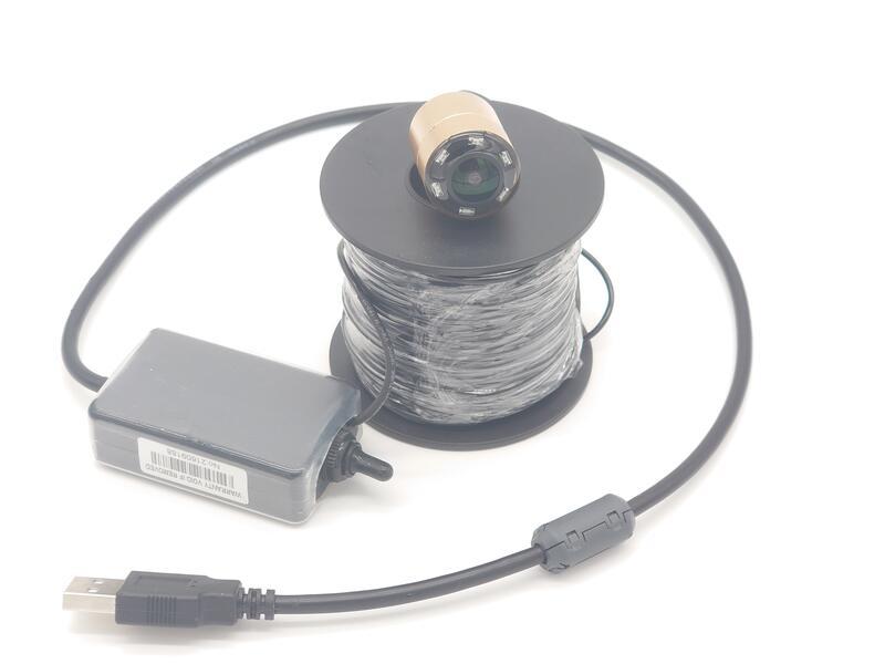 水下機器人 養殖漁業 水下監控 - USB水下鏡頭模組 HORUS-T30