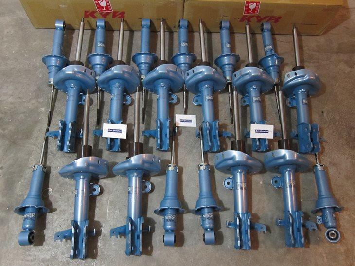 日本 KYB SR 藍桶 桶身 Toyota 豐田 Camry ACV40 2006 - 2011 專用