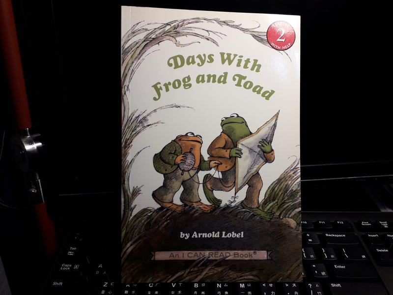 小紅帽◆兒童繪本※青蛙和蟾蜍的一整天《Days with Frog and Toad》無筆記 y3