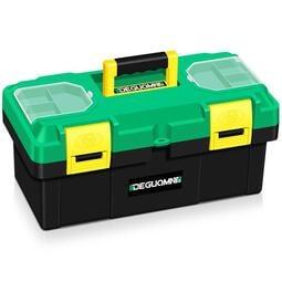 《蝦殼の鋪》美耐特箱收納盒手提式家用大號車載工具收納箱工業級加厚