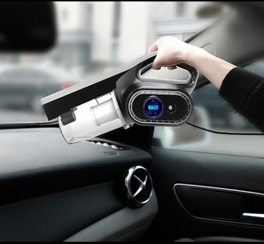 車載吸塵器充氣泵大功率超強吸力家車兩用強力專用汽車吸塵器車用-開心購