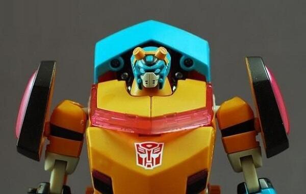 【TT精品玩具】變形金剛BOTCON限定 2011 TCC黃豹鐵拳猛犸汽車大師打擊橫炮