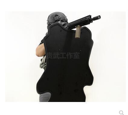 《TT精品》責武新品ZW18聯合防彈盾貓貓盾wargame防暴U盾牌下場道具cos模型