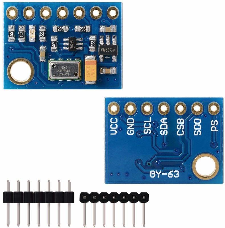 【樂意創客官方店】GY-63 MS5611-01BA03氣壓傳感器模組 高精度高度傳感器模組