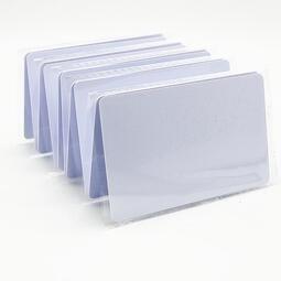 【樂意創客官方店】《附發票》UID門禁卡RFID卡 13.56mHZ 白卡/磁扣 UID 可重覆讀寫 RC522