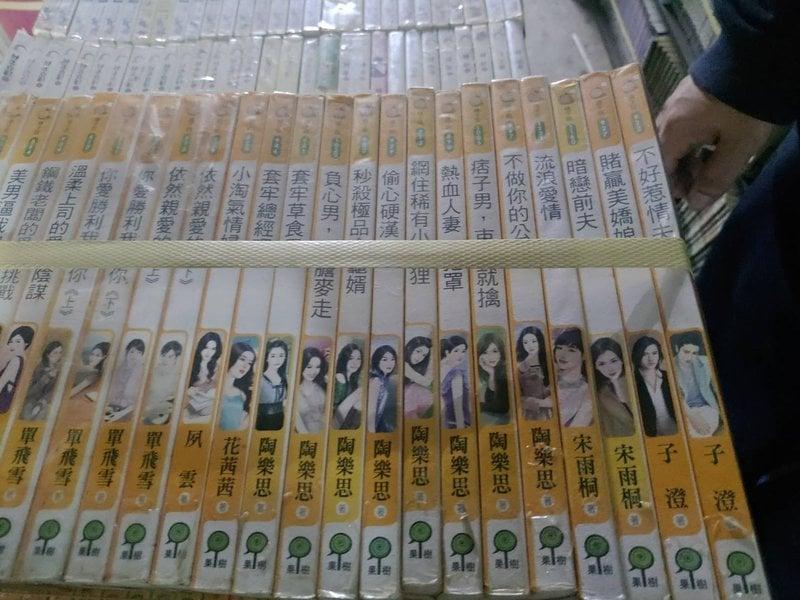 《流浪愛情》橘子說 作者:宋雨桐【超級賣二手書】