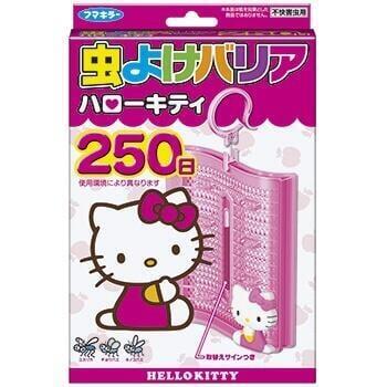 【現貨在台12H出貨】日本國内限定 HELLO KITTY 防蚊掛  微香 250日