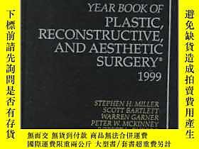 博民Plastic,罕見Reconstructive and Aesthetic Surgery 1999-整形美容外