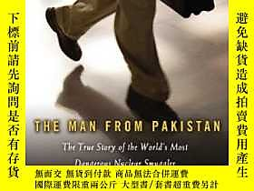 博民The罕見Man from Pakistan: The True Story of the Worlds Most