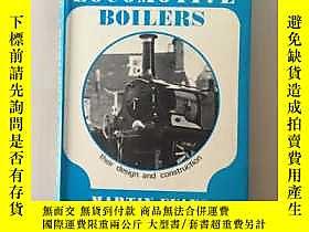 博民Model罕見locomotive boilers:their design and construction露天