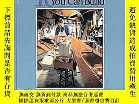 博民10罕見Wooden Boats You Can Build: For Sail, Motor, Paddle a