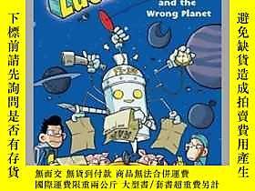 博民The罕見Adventures of Commander Zack Proton and the Wrong Pl