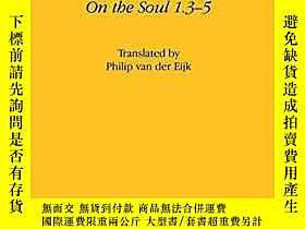 博民On罕見Aristotle's On The Soul 1.3-5露天255174 Philoponus Corn