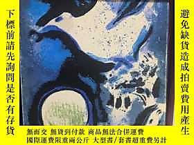 博民Marc罕見chagall drawings of the bible露天399745