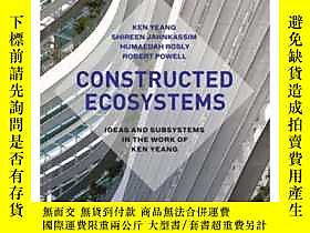 博民Constructed罕見Ecosystems Ideas and Subsystems in the Work