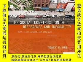 古文物【罕見】The Social Construction of Difference and Inequality
