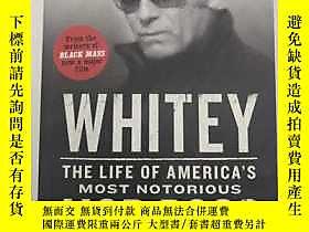 古文物Whitey罕見: the life of America's most notorious mob boss 懷