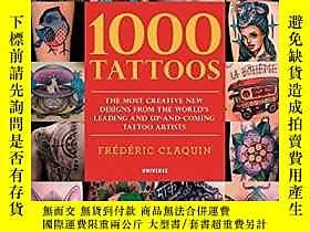 博民1000罕見Tattoos: The Most Creative New Designs from the Wor