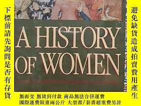 博民A罕見history of women Vol.I: Silences of the middle ages露天2