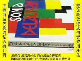 博民英文)   ·     罕見              Sonia Delaunay, Fashion and F