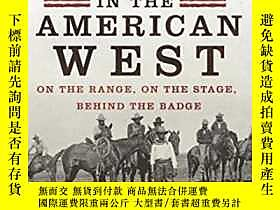 博民Black罕見Cowboys In The American West: On The Range On The