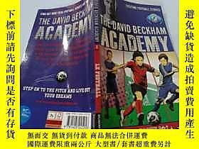博民The罕見David Beckham Academy:貝克漢姆學院露天200392