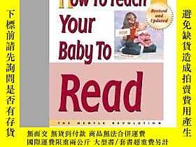 博民How罕見To Teach Your Baby To Read露天364682 Glenn Doman Squar