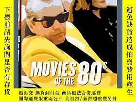 博民Movies罕見Of The 80S,80 的電影露天130612  TASCHEN