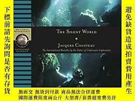 博民The罕見Silent World-寂靜的世界露天436638 Jacques Cousteau National