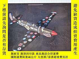 博民世界 傑作機罕見No:117 P-40露天79867 文林堂 文林堂  出版1975