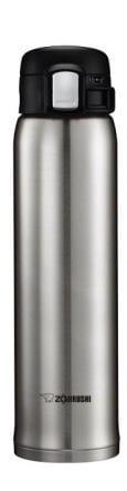 象印*0.6L*超輕量OneTouch不鏽鋼真空保溫杯(SM-SD60)