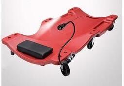 修車躺板加厚款修車滑板睡板車汽車維修躺板車底汽保修理專用工具