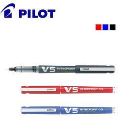 PILOT百樂 BXC-V5-BGD 卡式V5鋼珠筆 / BXS-IC-S3 V5鋼筆墨水管3入