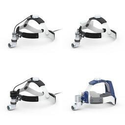 【金銘】大功率一體化LED醫用頭燈口腔牙科眼科耳鼻喉整形外科手術檢查露天拍賣