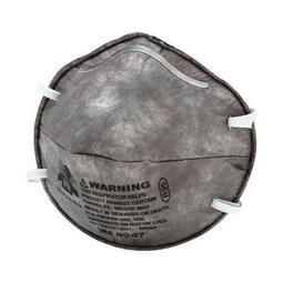 3M 8247 R95 工業用 活性碳 防塵口罩 頭戴式 無氣閥 (20個/盒)