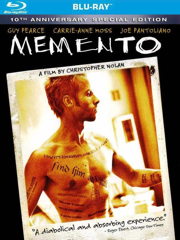 藍光電影 [美] 記憶拼圖 Memento (2000)