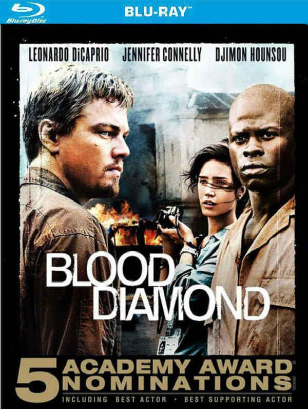 藍光電影 [英] 血鑽石 / 血鑽 Blood Diamond (2006)