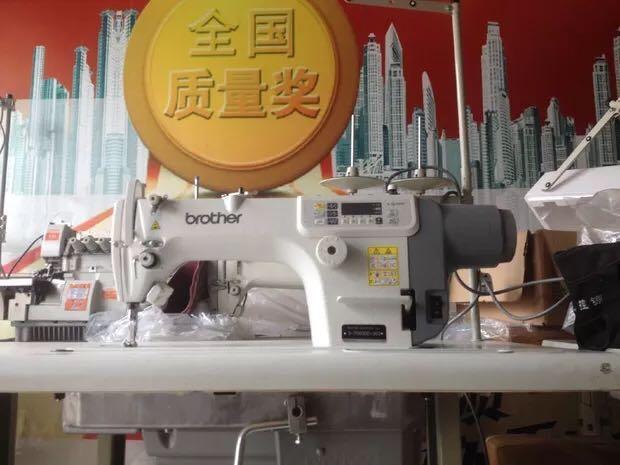 電腦平車工業二手縫紉機全自動針車平縫機家用220V全套送配件【獅子紡織】
