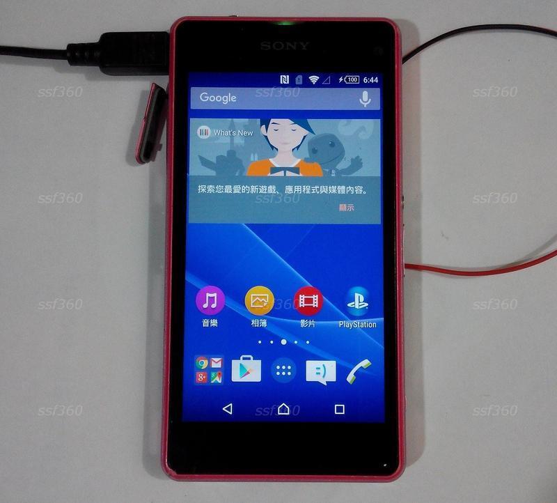 零件機 Sony Xperia Z1 Compact D5503