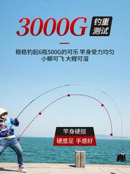 般若師鯉魚竿碳素超輕超硬3.9 5.4 6.3 7.2米長節手竿臺釣釣魚竿