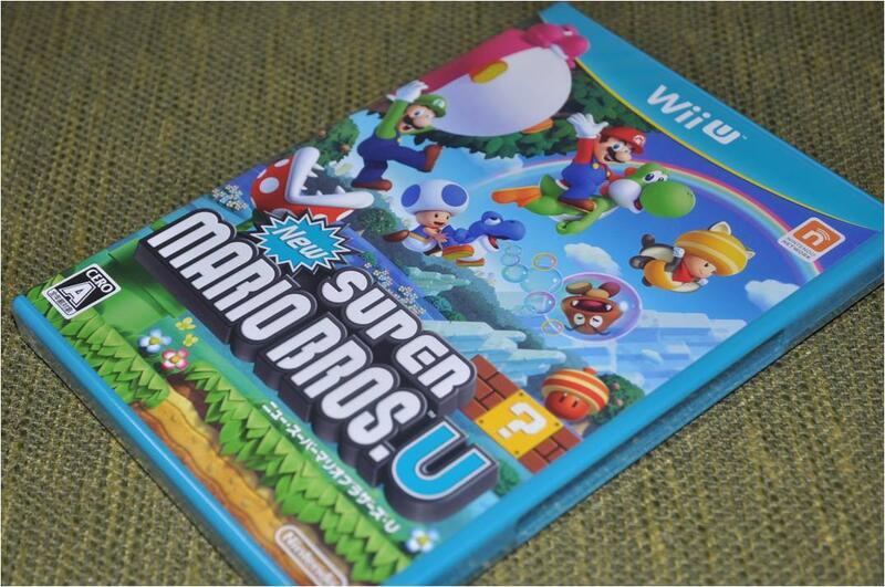 【新品上市】全新11區版現貨!Wii U 超級馬里奧兄弟U 日版主機專用